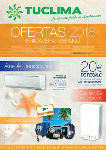 Ofertas Primavera - Verano 2018