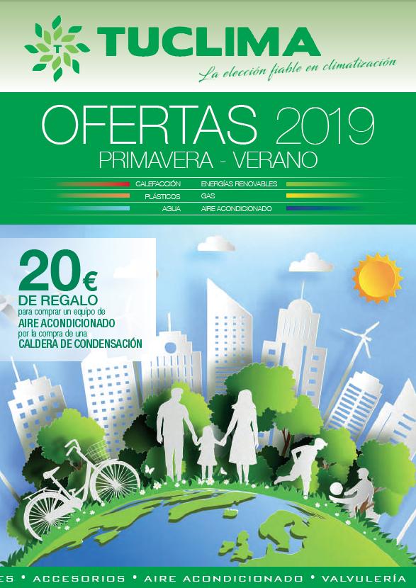 Descarga nuestro nuevo catálogo – Primavera/Verano 2019