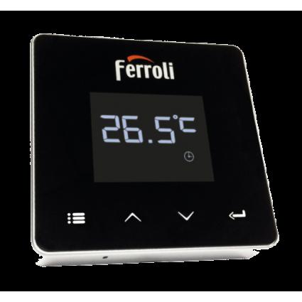 Cronotermostato Modulante Connect Smart Wifi - Termostato Ferroli