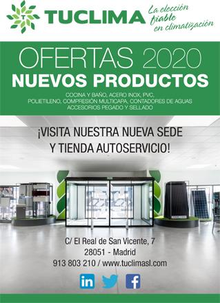 Catálogo Nuevos Productos 2020