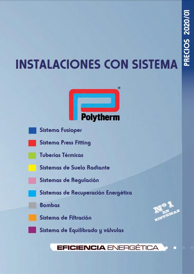 Tarifa Polytherm 2020