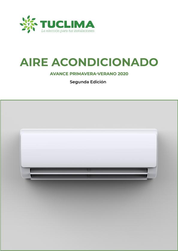 Aire Acondicionado Segunda Edición Primavera-Verano 2020