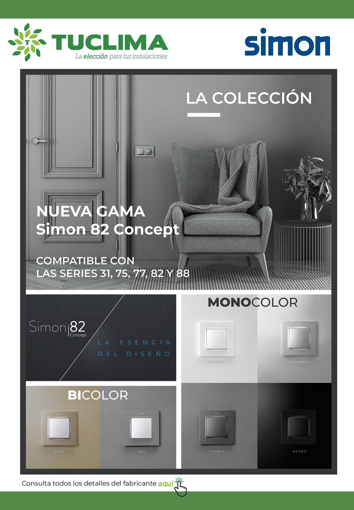 Simon 82 Concept. La Colección