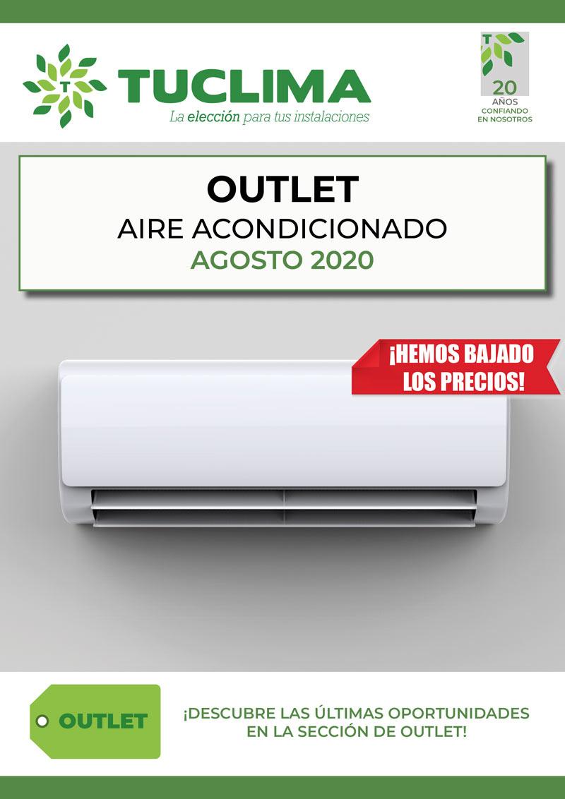 ¡Hemos bajado los precios en el Outlet de Aire Acondicionado!
